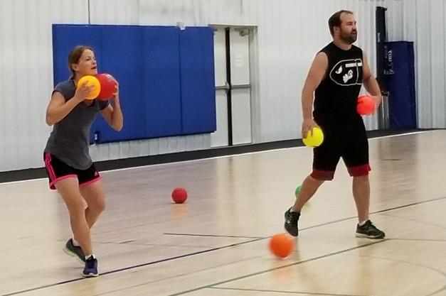 Dodgeball 15